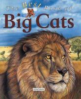 The Best Book of Big Cats