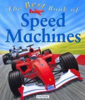 The Best Book of Speed Machines