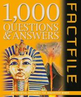 1000 Questions & Answers Factfile