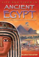 Life and Times in Ancient Egypt