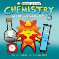 Cover of Chemistry (Basher Science)