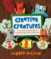 Donna Wilson's Creative Creatures