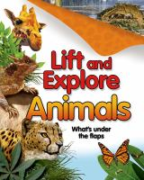 Lift and Explore Animals