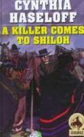 A Killer Comes to Shiloh