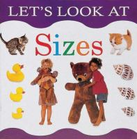 Let's Look at Sizes