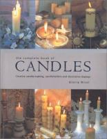 The Complete Book Of Candles