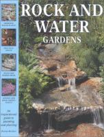 Rock and Water Gardens