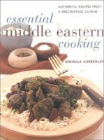 Essential Middle Eastern Cooking