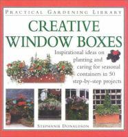 Creative Window Boxes