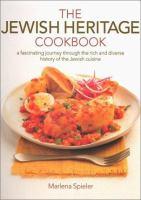 The Jewish Heritage Cookbook