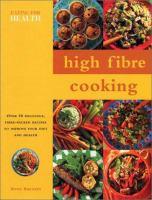 High Fibre Cooking