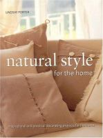 Natural Style for the Home
