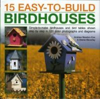 15 Easy-to-build Birdhouses