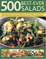 500 Best-ever Salads