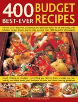 400 Best-ever Budget Recipes