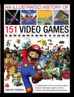 Illustrated History of 151 Video Games