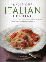 Traditional Italian Cooking