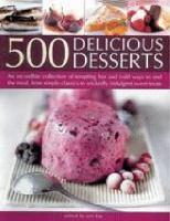 500 Delicious Desserts