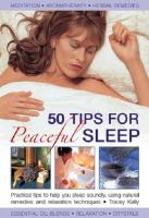 50 Tips for Peaceful Sleep