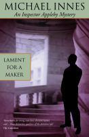 Lament for A Maker