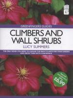 Climbers and Wall Shrubs
