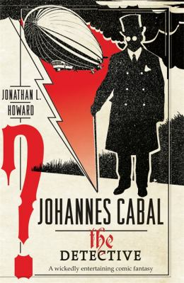 Johannes Cabal: the detective cover