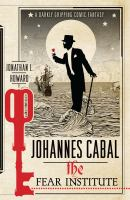 Johannes Cabal, the Fear Institute