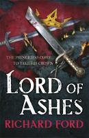 Lord Of Ashes (Steelhaven: Book Three)