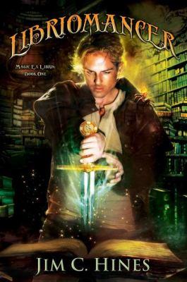 Libriomancer cover