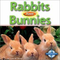 Rabbits Have Bunnies