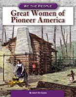 Great Women of Pioneer America