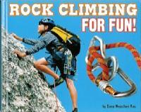 Rock Climbing for Fun!