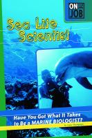 Sea Life Scientist