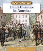 Dutch Colonies in America