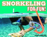 Snorkeling for Fun!