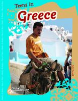 Teens in Greece