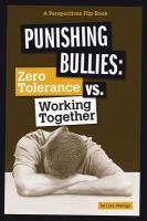 Punishing Bullies