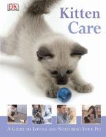 Kitten Care