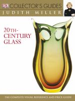 20th-century Glass