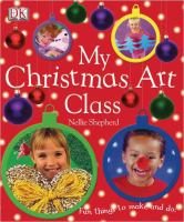 My Christmas Art Class