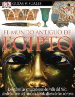 El mundo antiguo de Egipto