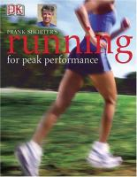 Running for Health, Fitness and Peak Performance
