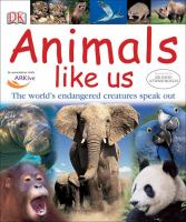 Animals Like Us