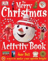 Merry Christmas Activity Book
