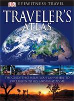 Dorling Kindersley Traveler's Atlas