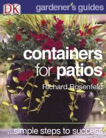 Containers for Patios