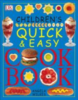 Children's Quick & Easy Cook Book