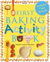 First Baking Activity Book