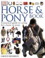 Horse & Pony Book
