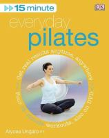 15 Minute Everyday Pilates